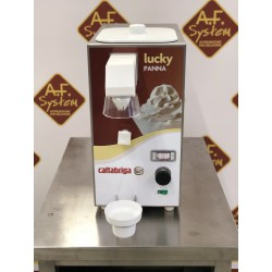 CATTABRIGA LUCKY PANNA K AUTOMATIC WHIPPED CREAM MACHINE